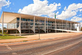 Brasilia district federal brasila — Stock Photo
