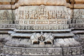 Adinath temple of ranakpur — Stock Photo