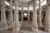 Adinath temple of ranakpur — Stock Photo