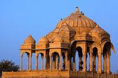 Bada Bagh Cenotaph jaisalmer — Stock Photo