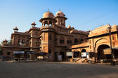 Old market in Bikaner — Stock Photo