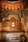 Jain temple of lodruva — Stock Photo