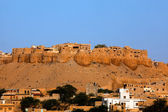 Jaisalmer City Fort — 图库照片