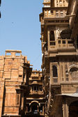 Haveli of jaisalmer — Stock Photo