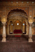 Junagarh Fortin Bikaner — Stock Photo