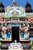 Vishnu Temple of Cochin — Stock Photo