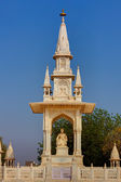 Gangar singh monument in Bikaner — Stock Photo