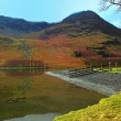 Buttermere reflections — Stock Photo #10171213