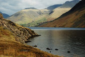 Fells of Wast Water — Stock Photo