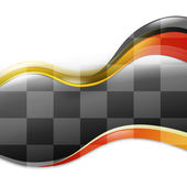 Speed Race Wave Car Background — Foto Stock