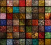 Square Earth Tone Texture Background — Stock Photo