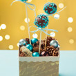 Royalty-Free Stock Photo: Cake pops