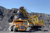 Coal loading. — Stock Photo