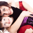 Mother and daughter — Stock Photo #10399765