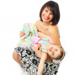 Mother and daughter — Stock Photo #9184317