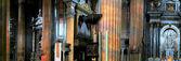 Novara - inside the Duomo — Stock Photo