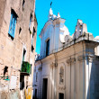 Church in Capri, Naples - Stock Photo