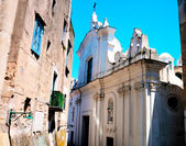 Church in Capri, Naples — Stock Photo