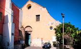 S. Michele church in Procida Island, Naples — Stock Photo