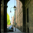 Turin street — Stock Photo
