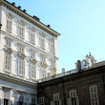 Turin, Royal Palace — Stock Photo