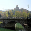 Stock Photo: Turin, View of the Po
