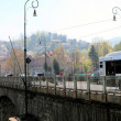 Turin, View of the Po — Stock Photo #9899352