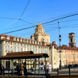 Turin, PiazzCastello — Stock Photo #9923583