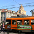 Turin tramcar — Stock Photo #9923779