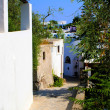 Panarea Street — Stock Photo