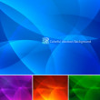 Colorful Abstract Background — Stock Vector