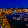 Stock Photo: Lmarinde noche