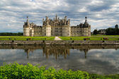 Chateau de chambord francia — Stock Photo