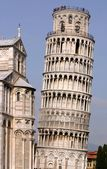 Pisa tower — Stock Photo