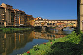 Ponte Vecchio — Stock Photo
