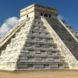Mayan pyramid — Stock Photo