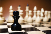 Chessman — Stock Photo