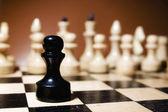 Chessman — Stock Photo