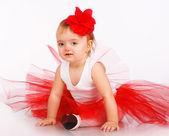 遊ぶかわいい赤ちゃん — ストック写真