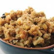 Stock Photo: Seasoned stuffing