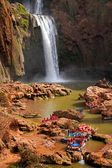 Waterfalls of Ouzoud, Morocco — Stock Photo