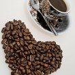 I love coffee — Foto Stock