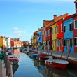 Royalty-Free Stock Photo: The colors of Burano, Venice