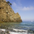 The beach of the island of Elba — Stock Photo #9393968