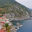 Vernazza, Liguria, Italy — Stock Photo