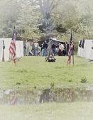 US Civil War — Stock Photo