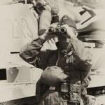 WW2 German Army soldier — Stock Photo #10496676