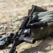 Weapon M4 — Stock Photo #9028344