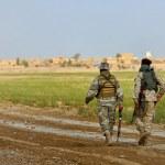 Постер, плакат: Iraqi Soldiers