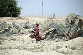 伊拉克儿童 — 图库照片
